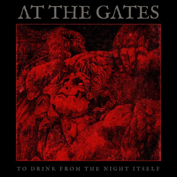 At The Gates 『To Drink From The Night Itself』