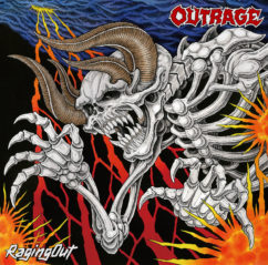 OUTRAGE 『Raging Out』