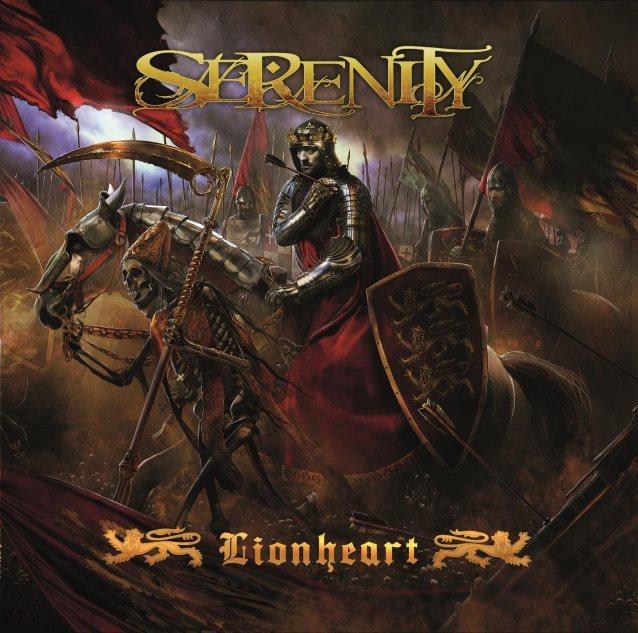 SERENITY 『Lionheart』