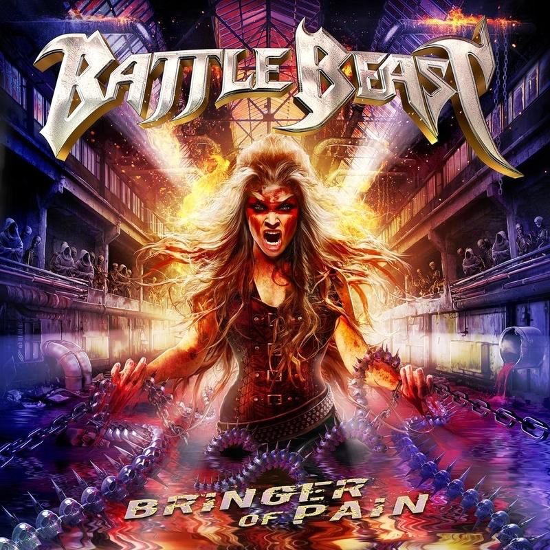 BATTLE BEAST 『Bringer of Pain』