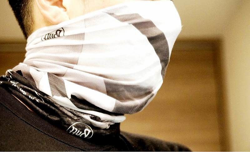 Buff バフ ランニング用 ネックウォーマー マスク代わり ランニング