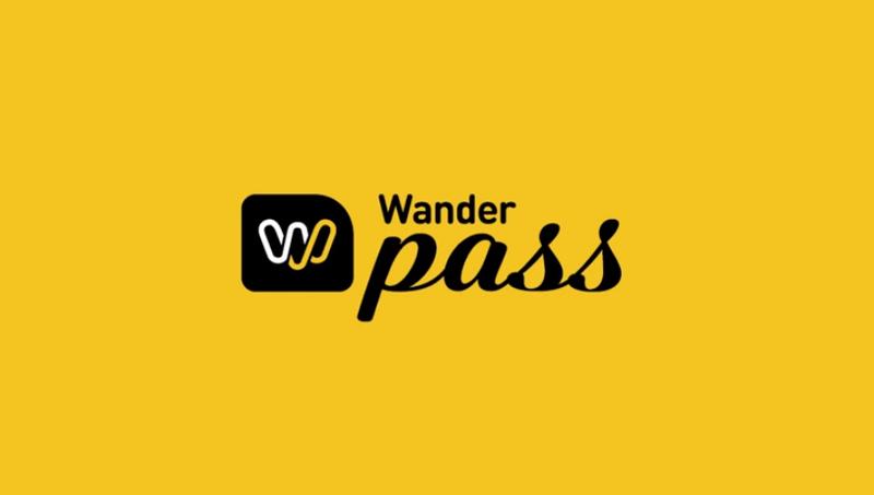 観光案内アプリ wanderpass