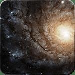 銀河核無料ライブ壁紙
