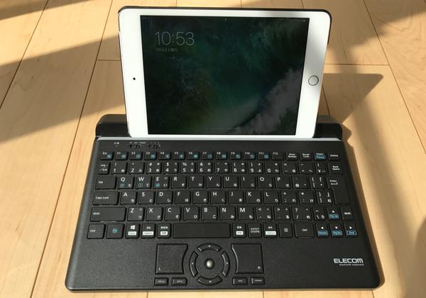 TK-DCP03BK iPad