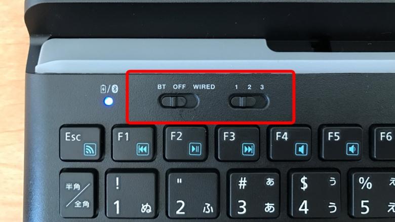 TK-DCP03BK Bluetooth接続