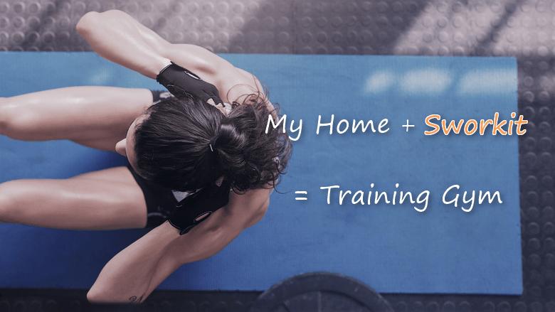 Sworkit トレーニングアプリ
