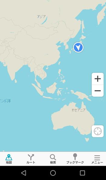 トラベルコマップ地図ダウンロード