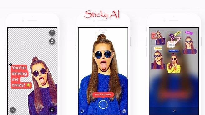 Sticky AI 使い方