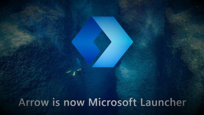 ランチャーアプリMicrosoft Launcher