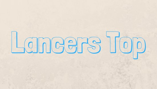 Lancers Top
