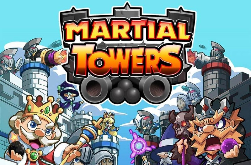 Martial Towers