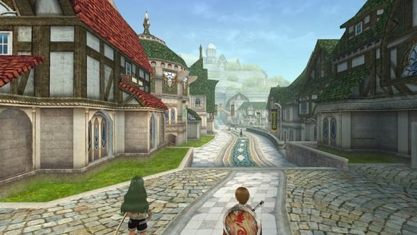 感想はファンタジーテイストのRPG