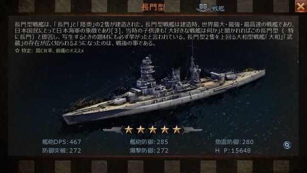 戦艦の歴史がわかるので嬉しい