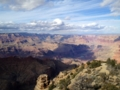 Grand canyon from a view point