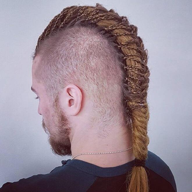 Top 5 Amazing Viking Haircut Styles Simonshairstyle S Blog