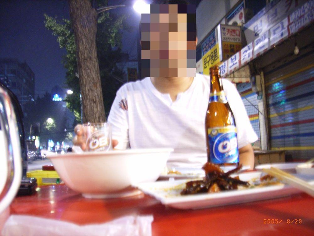韓国旅行 外食