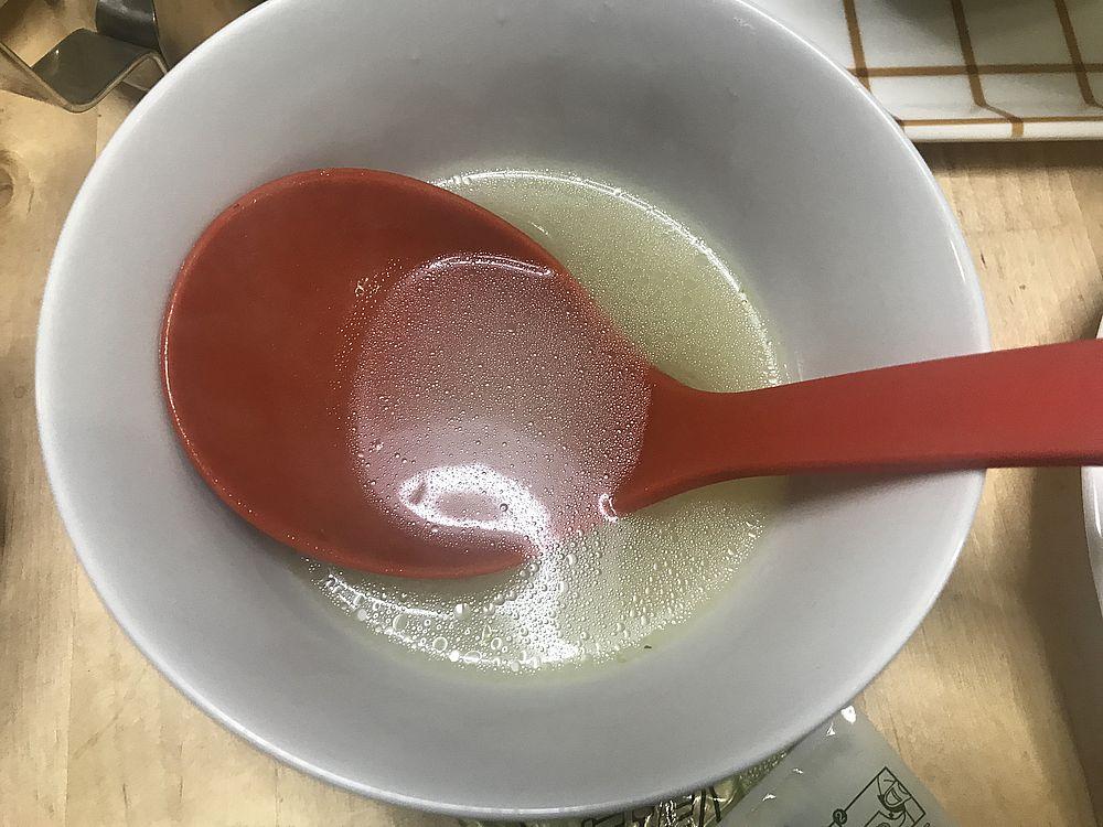チャパゲティスープ
