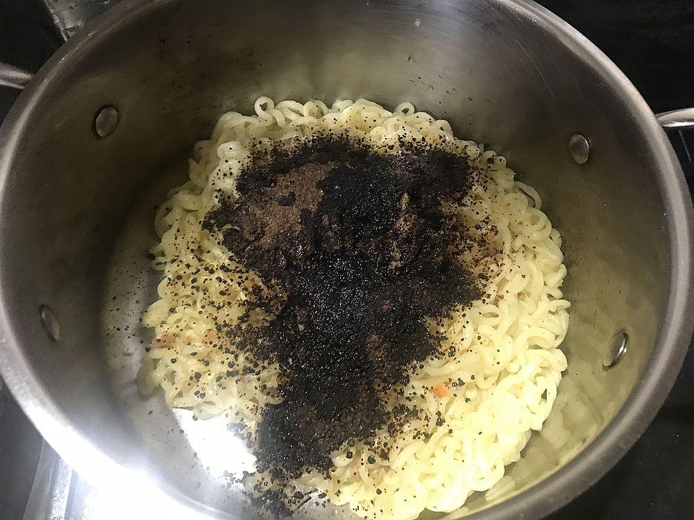 チャパゲティ粉末スープ