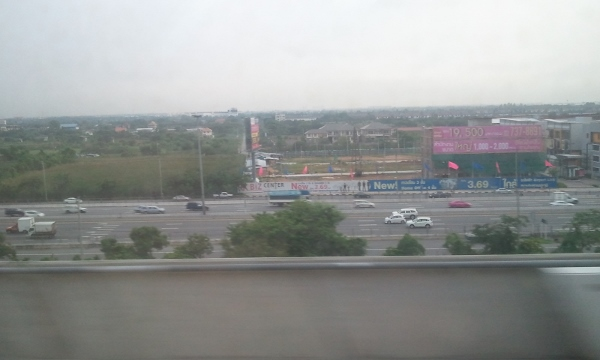 バンコク エアポートリンク画像