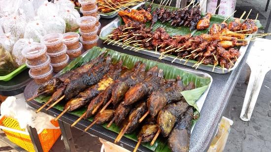 タイのマーケット画像