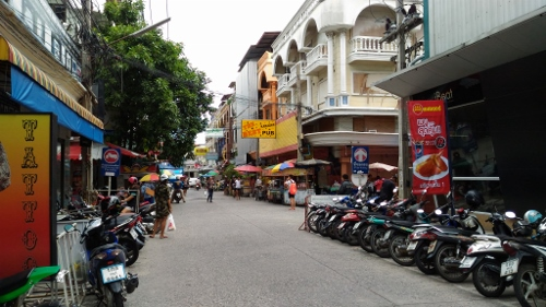 タイでセミリタイア画像