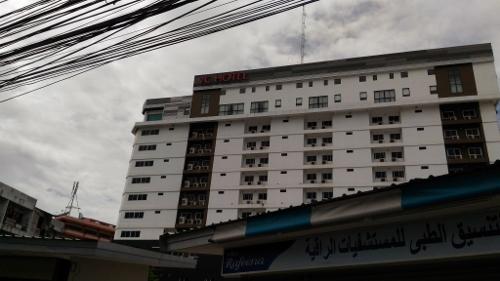 パタヤのVCホテル画像