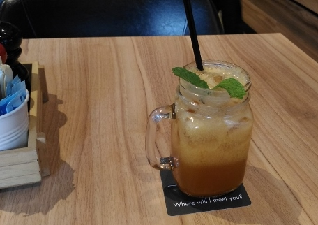 パタヤトゥックコムのカフェ画像