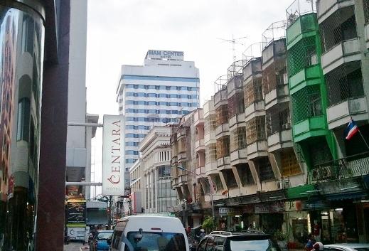 ハジャイのサイアムセンターホテル画像