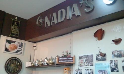 ハジャイオデアンデパートのカフェ画像