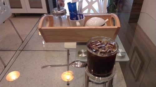 ハジャイのアイスコーヒー画像
