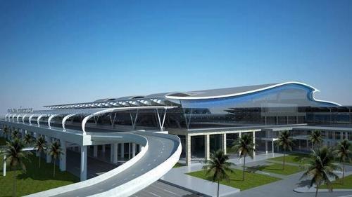 プーケット空港新ターミナルオープン画像