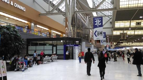 スクート成田空港第2ターミナル画像