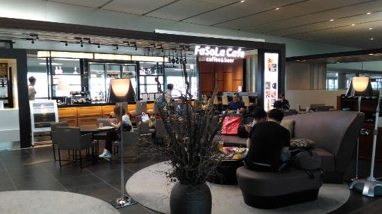成田空港のカフェFaSoRa画像