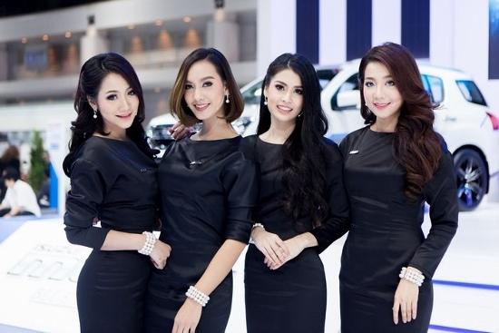 2016年タイのモーターエキスポ画像