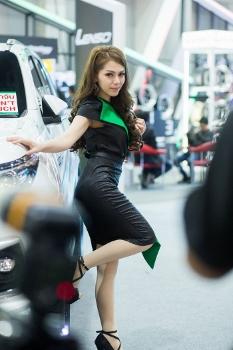 タイのモデル画像