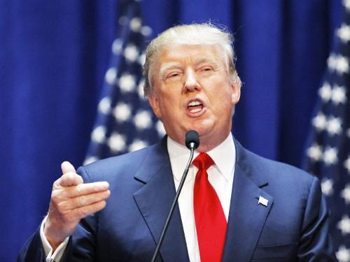 ドナルドトランプ大統領画像