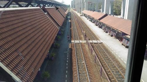 ドンムアン空港駅画像