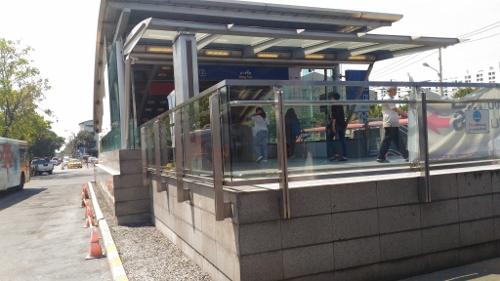 MRTバンスー駅画像