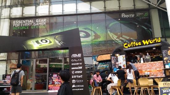 バンコクのパンティッププラザ画像