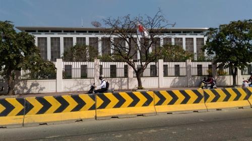 カンボジア日本大使館画像