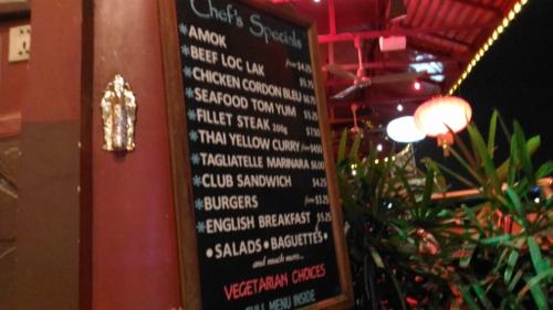 リバーサイドのレストラン画像