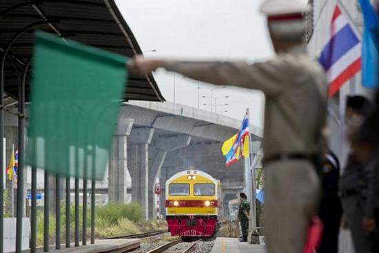 タイ国鉄画像