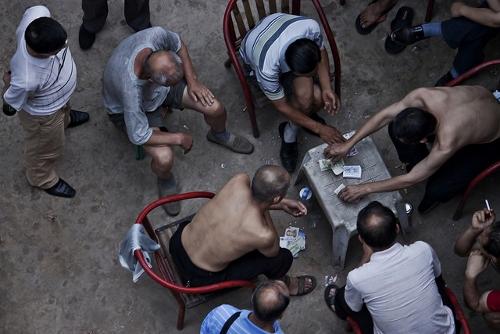 マカオでギャンブル画像