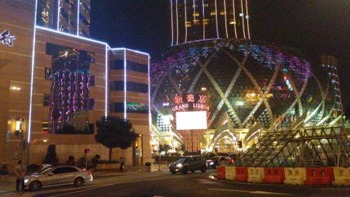 澳門のカジノ「グランドリスボア」画像