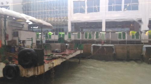 マカオの外港碼頭画像