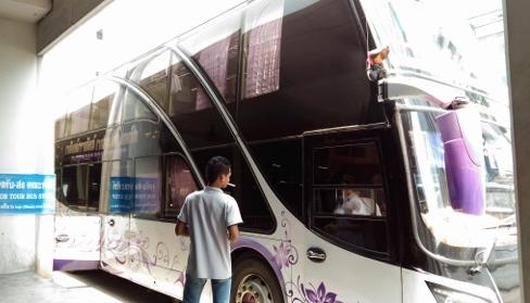 タイのカジノバス画像