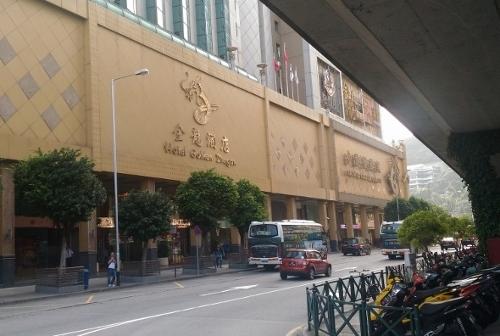 金龍カジノホテル画像