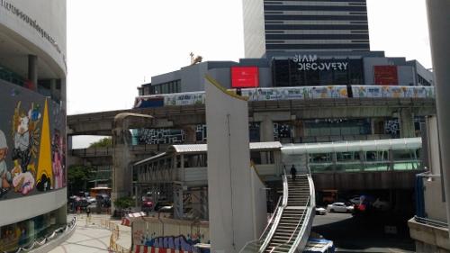 バンコクのサイアムスクウェア画像