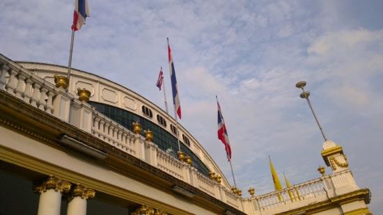 フアランポーン駅舎画像
