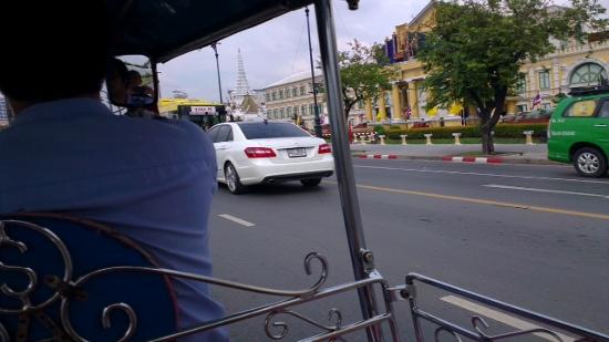 バンコクのトゥクトゥク画像